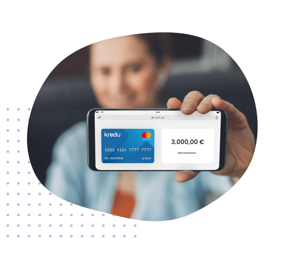 Online Kredit auf Handy